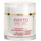 Phyto Specific Specialized Care noční regenerační maska pro poškozené a křehké vlasy  75 ml