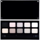 Pierre René Eyes Match System paleta očních stínů 10 barev odstín Nude