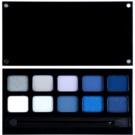 Pierre René Eyes Match System paleta de sombras de olhos - 10 cores tom Neutral