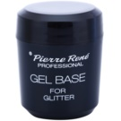 Pierre René Eyes Eyeshadow gelová báze pod třpytky (Gel Base For Glitter) 18 ml