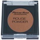 Pierre René Face róż do policzków i cienie do powiek w jednym odcień 05 Shiny Brown (Hypoallergenic) 6 g
