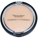Pierre René Face pó compacto com espelho e aplicador tom 06 Natural Bronze  8 g