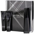 Pitbull Pitbull Man подарунковий набір I. Туалетна вода 100 ml + Гель для душу 100 ml + Бальзам після гоління 100 ml