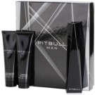 Pitbull Pitbull Man coffret I. Eau de Toilette 100 ml + gel de duche 100 ml + bálsamo after shave 100 ml