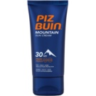 Piz Buin Mountain crema solar facila SPF 30 50 ml