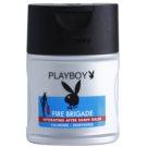 Playboy Fire Brigade balzam za po britju za moške 100 ml