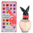 Playboy Generation Eau de Toilette for Women 50 ml