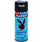 Playboy Generation Skin Touch deodorant Spray para homens 150 ml
