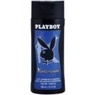 Playboy King Of The Game tusfürdő férfiaknak 400 ml