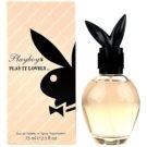 Playboy Play It Lovely eau de toilette para mujer 75 ml