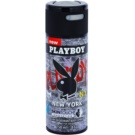 Playboy New York Deo-Spray für Herren 150 ml