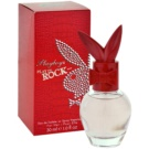 Playboy Play It Rock Eau de Toilette para mulheres 30 ml