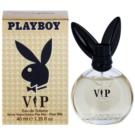 Playboy VIP toaletní voda pro ženy 40 ml