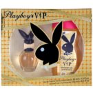 Playboy VIP lote de regalo V. eau de toilette 30 ml + gel de ducha 250 ml