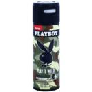 Playboy Play it Wild desodorante en spray para hombre 150 ml