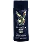 Playboy Play it Wild gel de ducha para hombre 400 ml