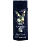 Playboy Play it Wild gel de dus pentru barbati 400 ml