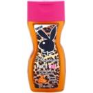 Playboy Play it Wild Shower Gel for Women 250 ml