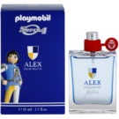 Playmobil Super4 Alex eau de toilette gyermekeknek 50 ml