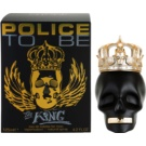 Police To Be The King Eau de Toilette für Herren 125 ml