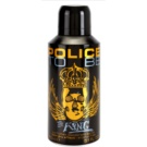 Police To Be The King Deo-Spray für Herren 150 ml