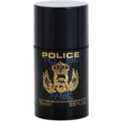 Police To Be The King desodorizante em stick para homens 75 ml
