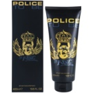 Police To Be The King gel de duche para homens 400 ml
