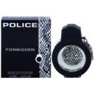 Police Forbidden Eau de Toilette para homens 100 ml