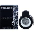 Police Forbidden Eau de Toilette para homens 50 ml