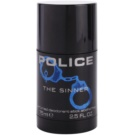 Police The Sinner deo-stik za moške 75 ml