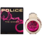 Police The Sinner eau de toilette para mujer 100 ml