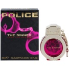 Police The Sinner eau de toilette para mujer 30 ml