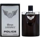 Police Silver Wings Eau de Toilette für Herren 100 ml