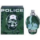 Police To Be Camouflage eau de toilette férfiaknak 75 ml