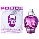 Police To Be Woman eau de parfum nőknek 40 ml