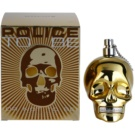 Police To Be To Be Gold Special Edition Eau de Toilette für Herren 125 ml