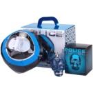 Police To Be zestaw upominkowy I. woda toaletowa 125 ml + piłka futbolowa