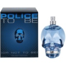 Police To Be After Shave für Herren 125 ml