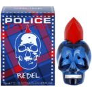 Police To Be Rebel Eau de Toilette für Herren 75 ml