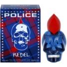 Police To Be Rebel Eau de Toilette pentru barbati 40 ml