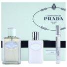 Prada Infusion d'Iris Geschenkset XI. Eau de Parfum 100 ml + Körperlotion 100 ml + Eau de Parfum 10 ml