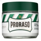 Proraso Green krema pred britjem (Eucalyptus Oil and Menthol) 100 ml
