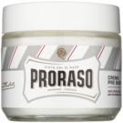 Proraso White Pre-Shaving Cream For Sensitive Skin (Green Tea and Oatmeal) 100 ml