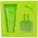 Puma Green Man zestaw upominkowy I. woda toaletowa 25 ml + żel pod prysznic 50 ml