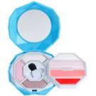 Pupa Crystal Diamond palete para todo o rosto tom 002 (Blue) 7,5 g