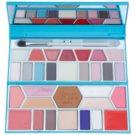 Pupa Snow Queen Crystal Palette dekoratív kozmetikumok választéka árnyalat 011 37 g