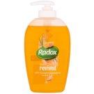 Radox Feel Fresh Feel Revived рідке мило для рук Mandarin & Lemongrass 250 мл