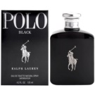 Ralph Lauren Polo Black Eau de Toilette para homens 125 ml