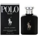 Ralph Lauren Polo Black Eau de Toilette for Men 75 ml