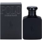 Ralph Lauren Polo Double Black eau de toilette férfiaknak 75 ml